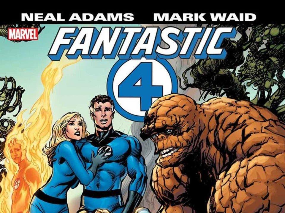 Marvel crea un nuevo villano para Los Cuatro Fantásticos
