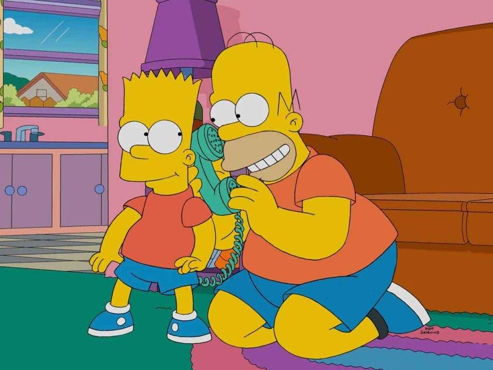 El episodio de Los Simpson que estaba destinado a ser una película