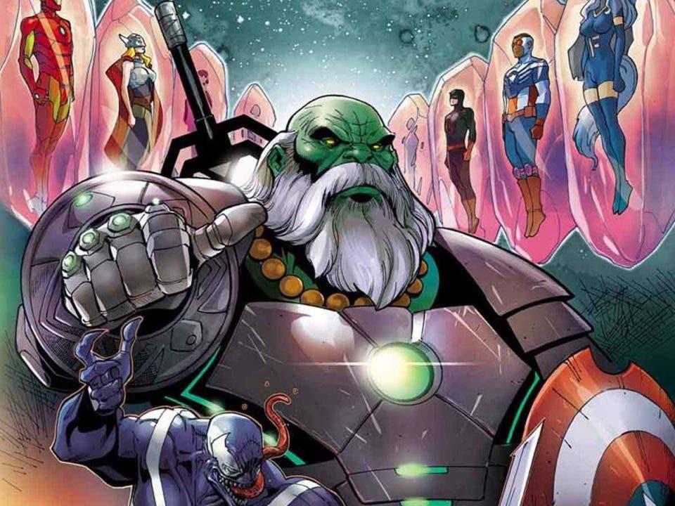 El Hulk del Futuro por fin tendrá una historia de orígenes