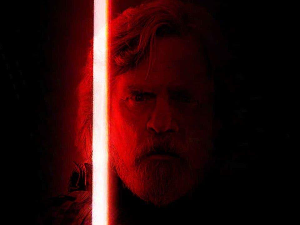 Mark Hamill detalla cómo quería que Luke se volviera al lado oscuro