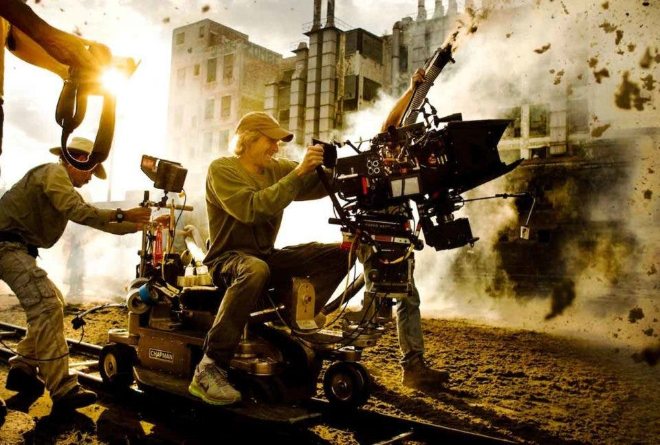 Michael Bay quiere liderar el resurgir de Hollywood