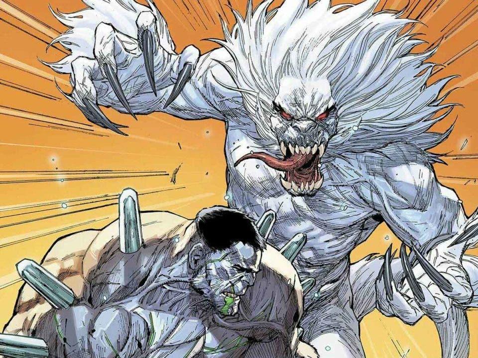Un monstruo de Marvel se volvió aún más perturbador