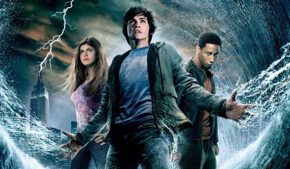 La saga Percy Jackson tendrá una serie en Disney+