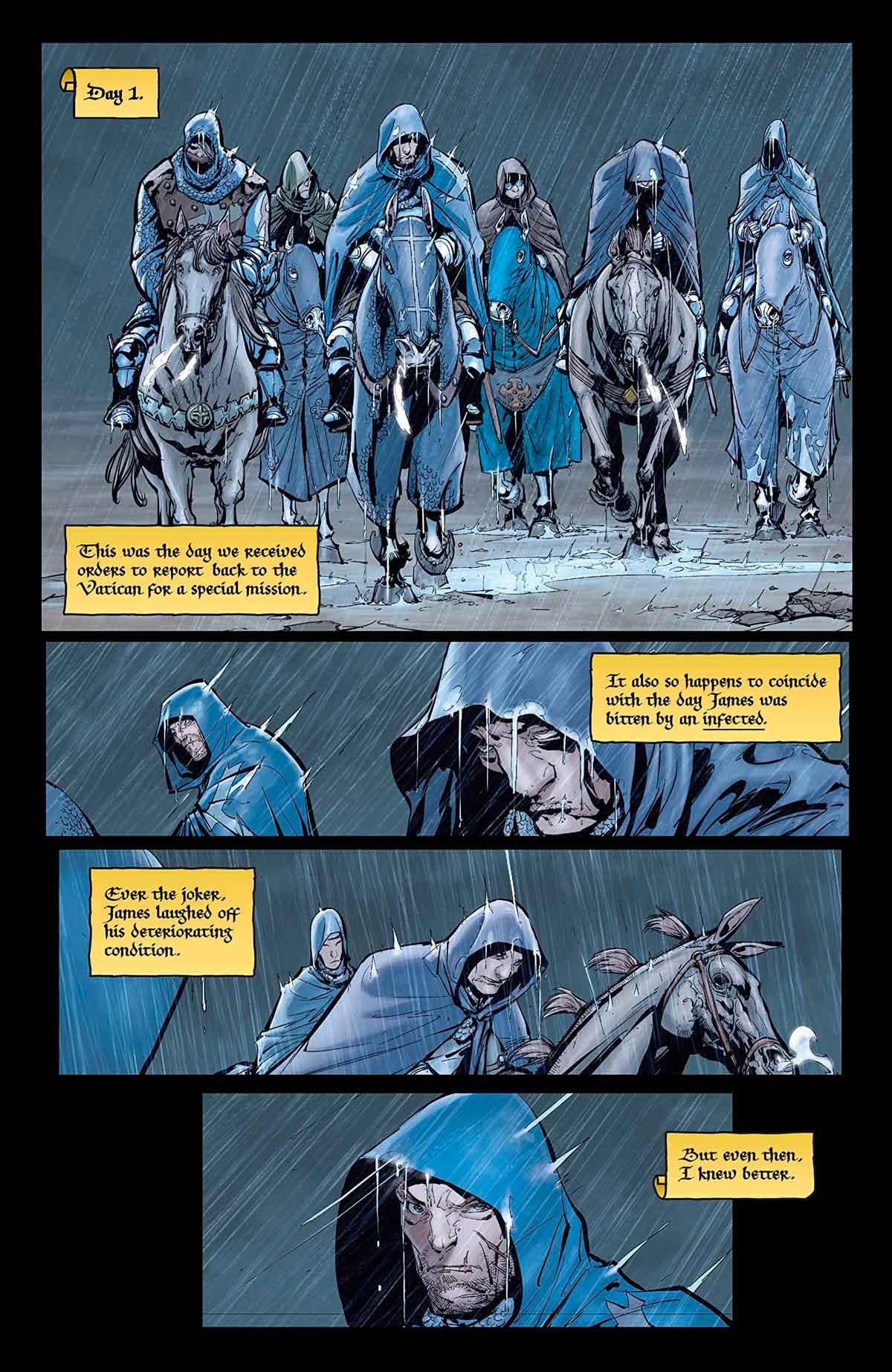 pestilence 2 página