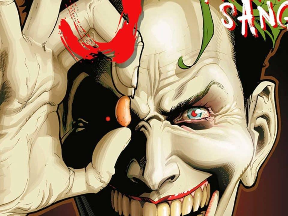 portada Joker primera sangre
