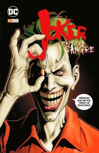 Joker. Primera sangre