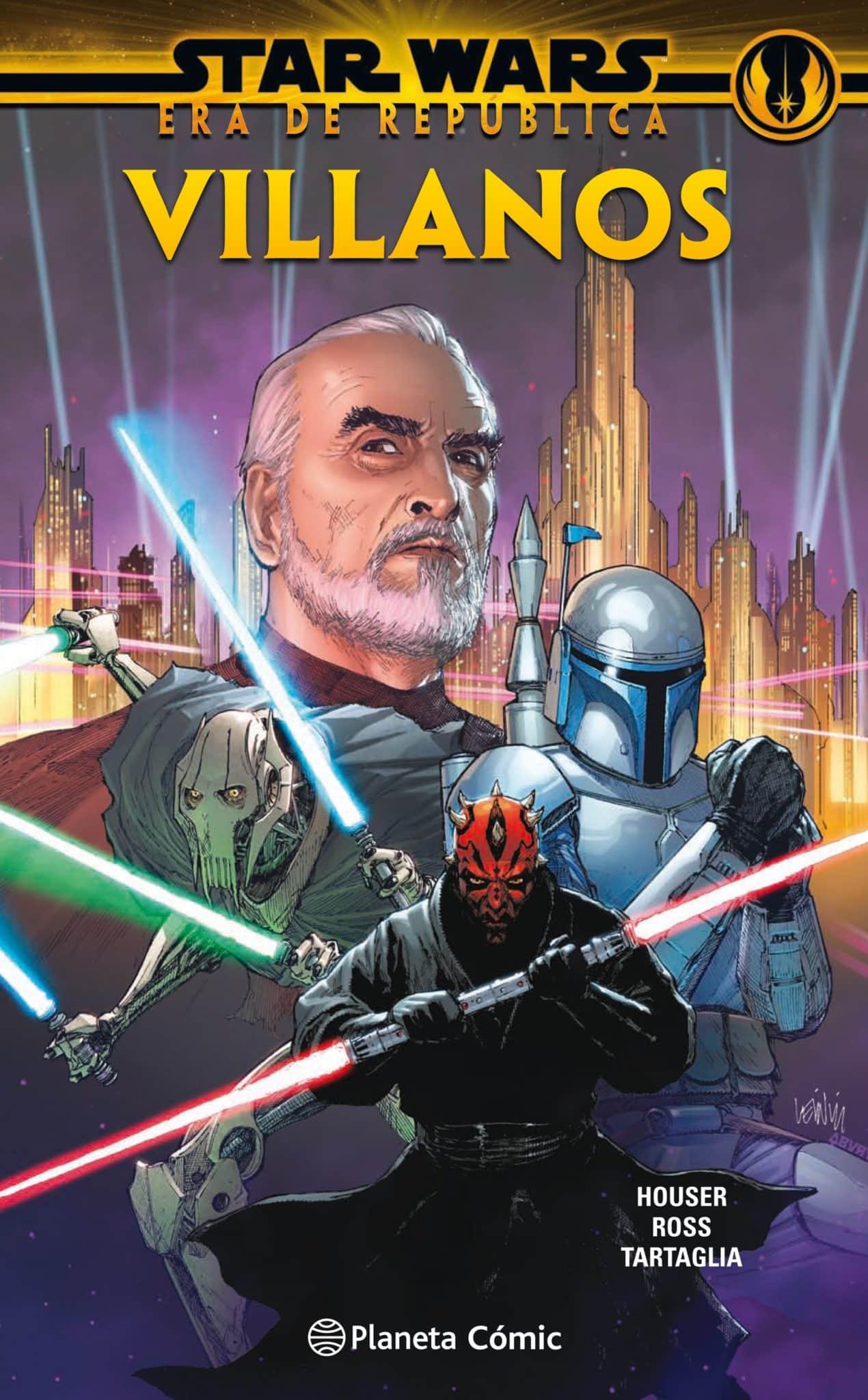 Star Wars. Era de la República. Villanos
