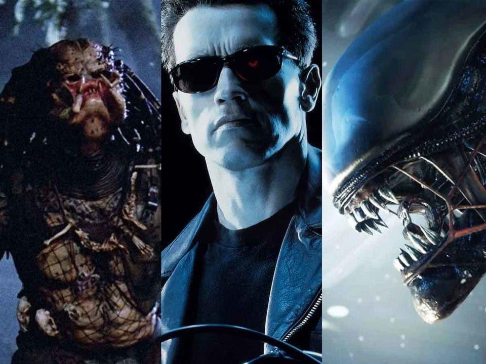 El único actor que ha muerto a manos de Predator, Terminator y Alien
