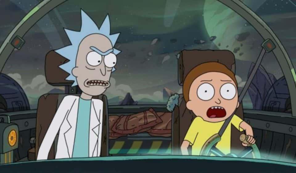 Rick y Morty retomó su cuarta temporada con referencia al COVID-19