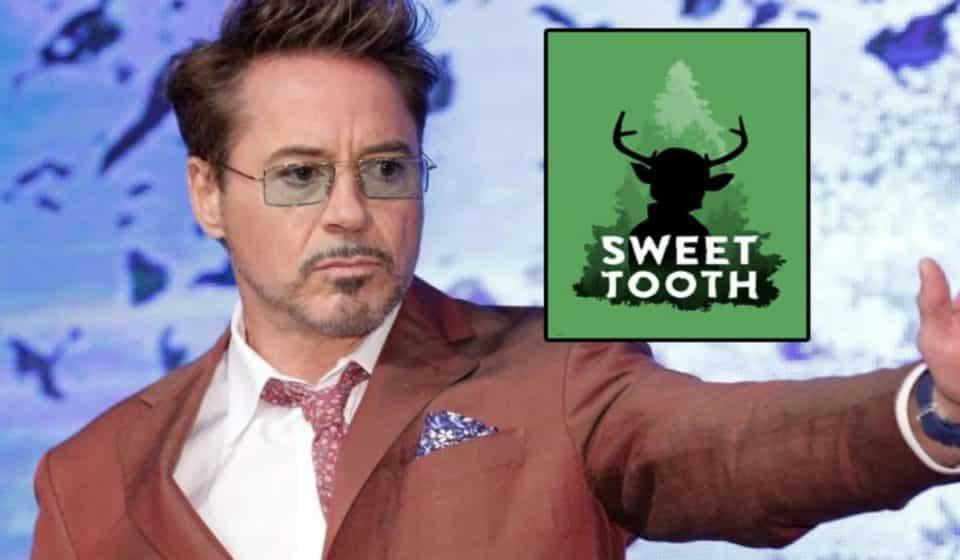 Robert Downey Jr. producirá la serie Sweet Tooth de DC para Netflix