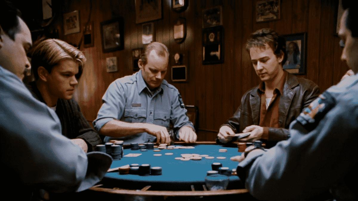 Las películas de POKER más influyentes de la historia. Rounders