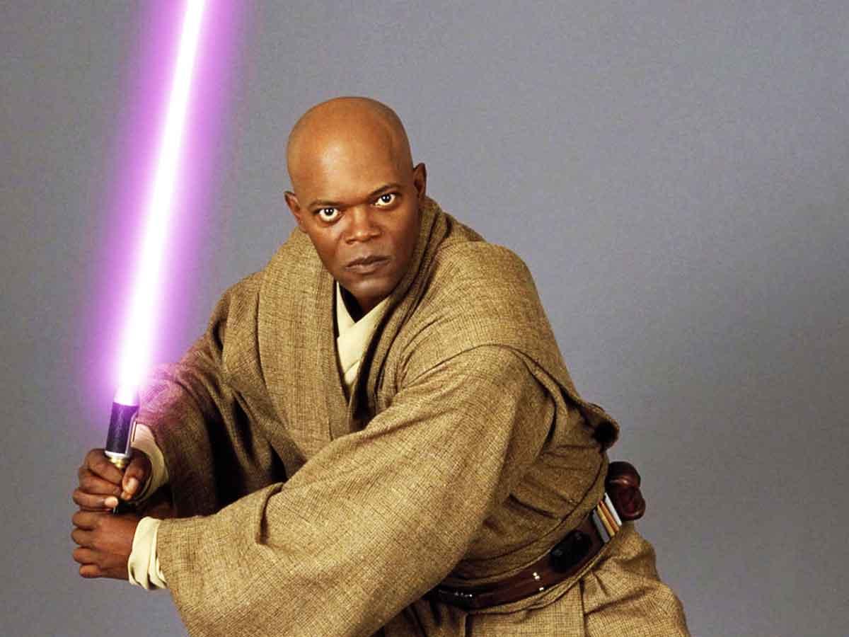 Samuel L Jackson cree que Mace Windu sobrevivió en Star Wars