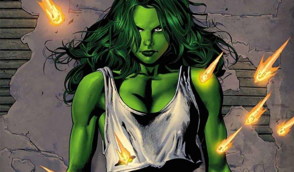El guion de la serie She-Hulk ya estaría listo