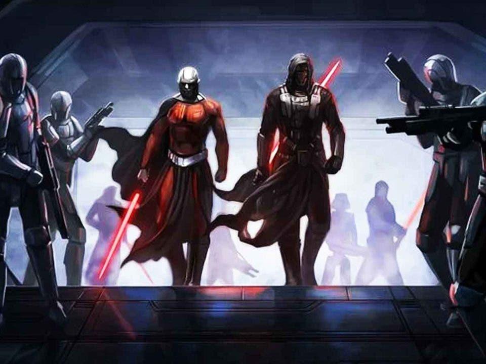 El devastador ritual Sith de Star Wars que podrían usar en las películas