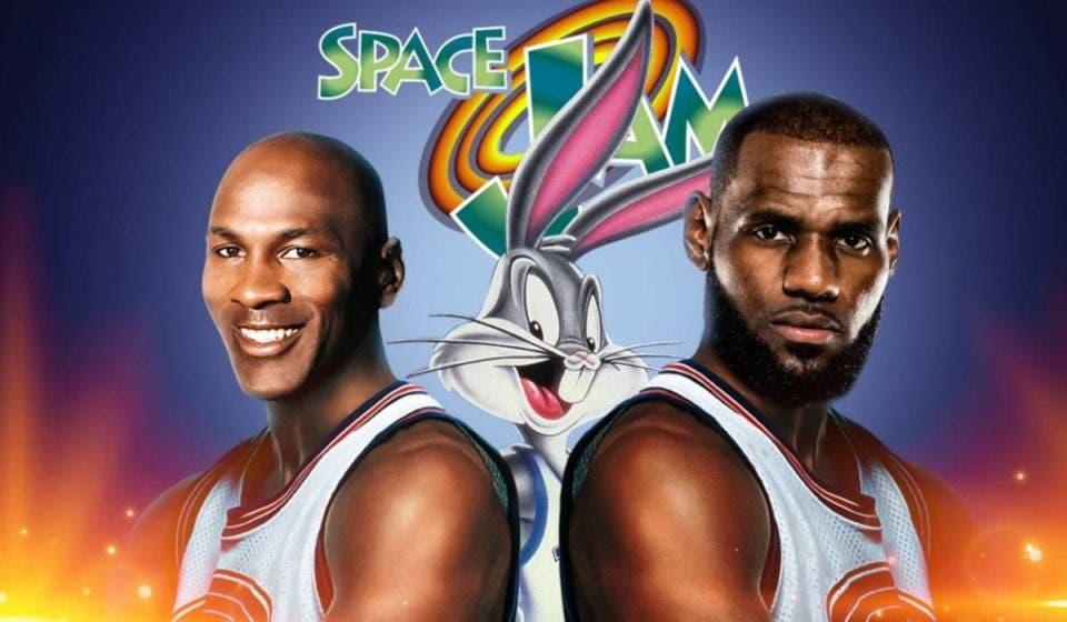 Space Jam 2 reveló su título y logo de la mano de LeBron James