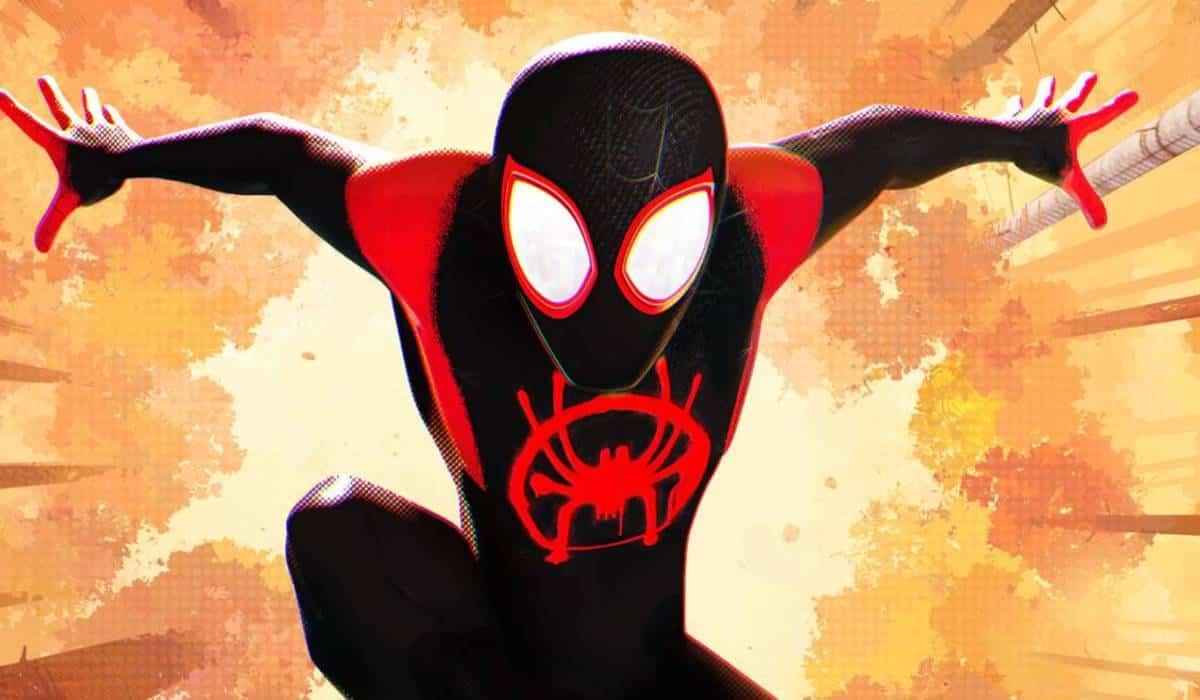 Un Fan Recrea Una De Las Escenas De Spider Man Un Nuevo Universo