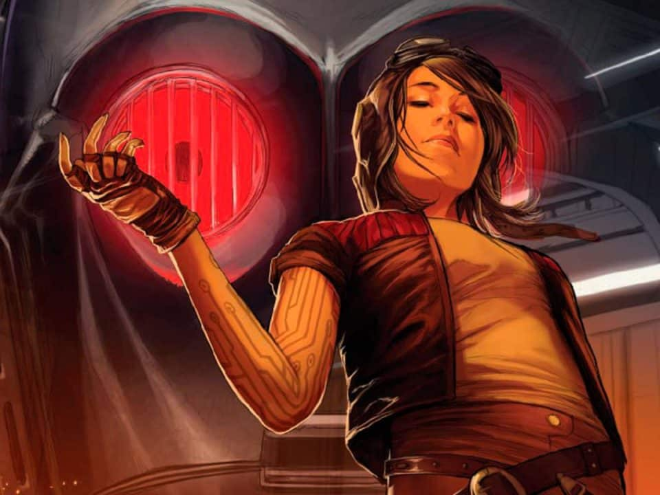 star wars comics doctora aphra