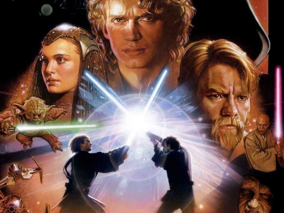 Piden el montaje de 4 horas de Star Wars: La venganza de los Sith
