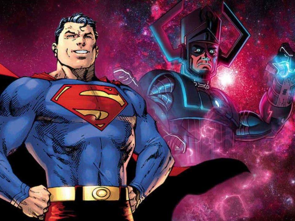 Así se convirtió Superman en el Heraldo de Galactus