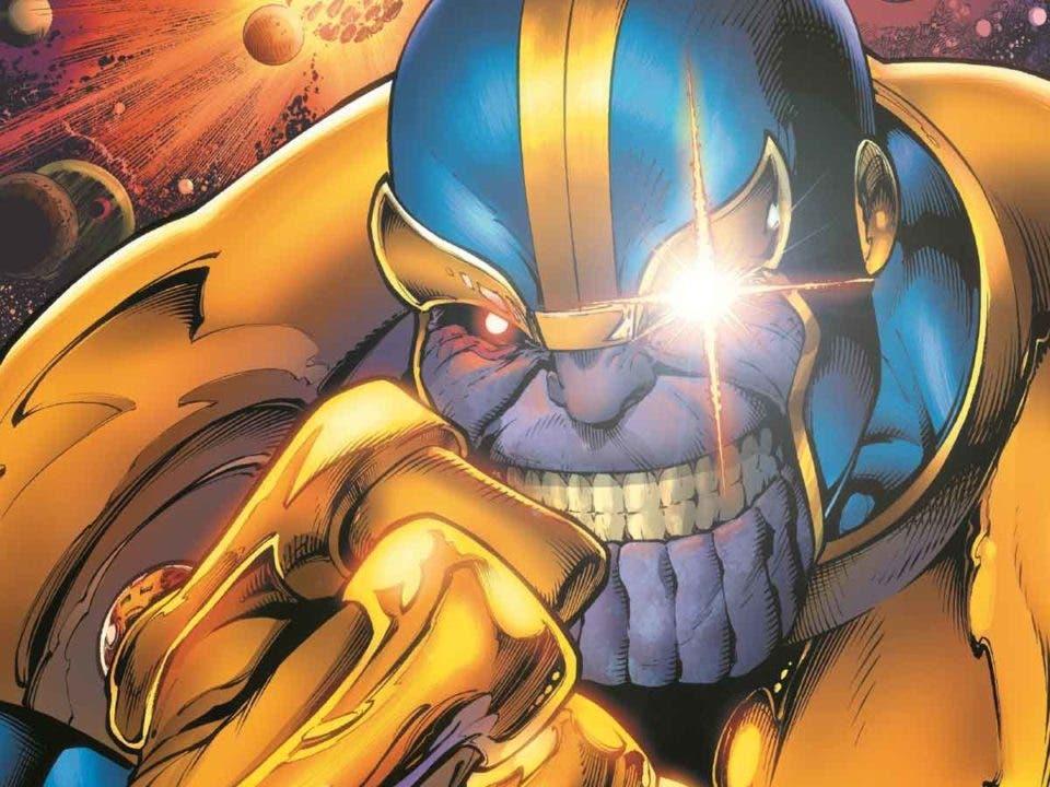 Thanos derrotó a los Vengadores sin las Gemas del Infinito
