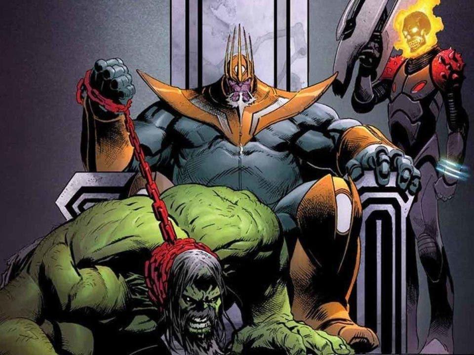 El viejo Thanos todavía podría aparecer en las películas de Marvel
