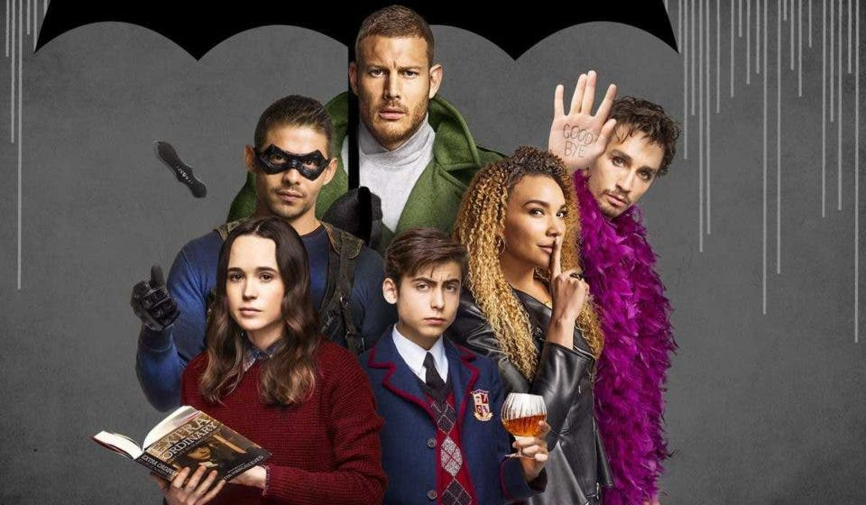 The Umbrella Academy: El reparto anunció la fecha de la segunda temporada