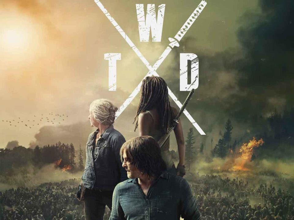 El director de The Walking Dead habla sobre el final de la temporada 10