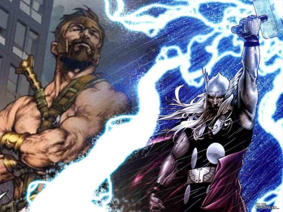 Thor admite quien es el mejor luchador del Universo Marvel