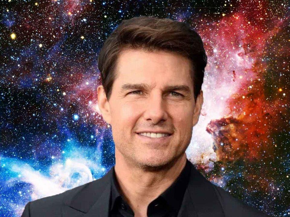 Tom Cruise protagonizará la primera película rodada en el espacio exterior