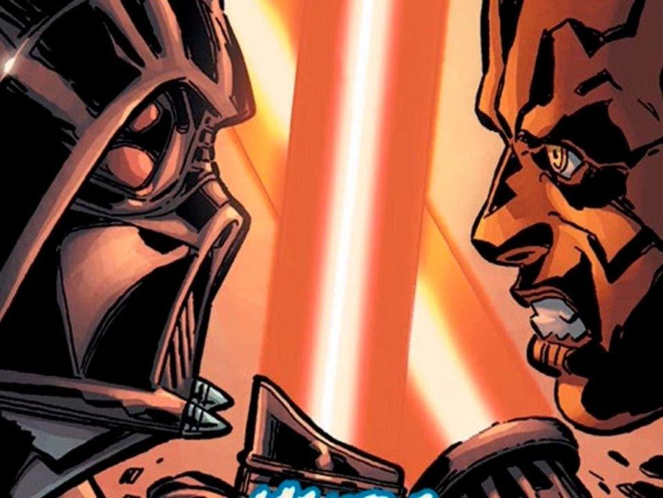 Star Wars: The Clone Wars debería terminar con Darth Vader Vs Maul