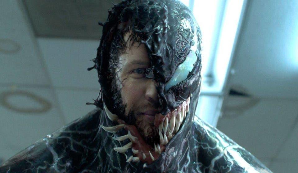 Tom Hardy volvió a subir una foto de Venom con Spider-Man