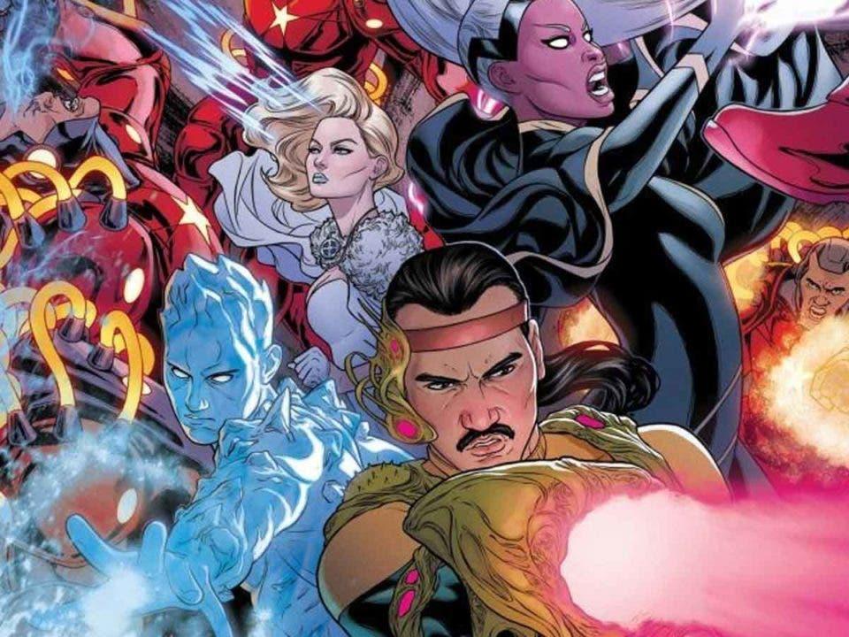 Los X-Men van a la guerra liderados por dos villanos