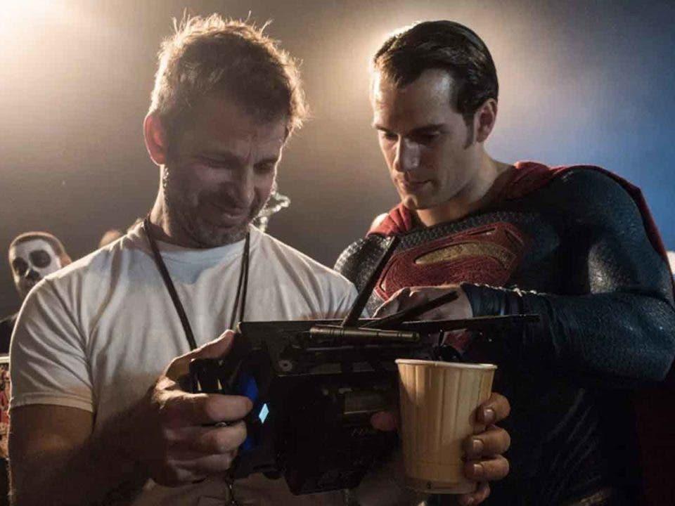 Zack Snyder ya está trabajando en el tráiler de Liga de la Justicia