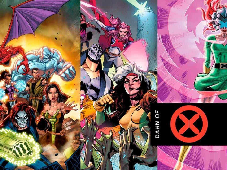 Amanecer de X (Dawn of x saga)