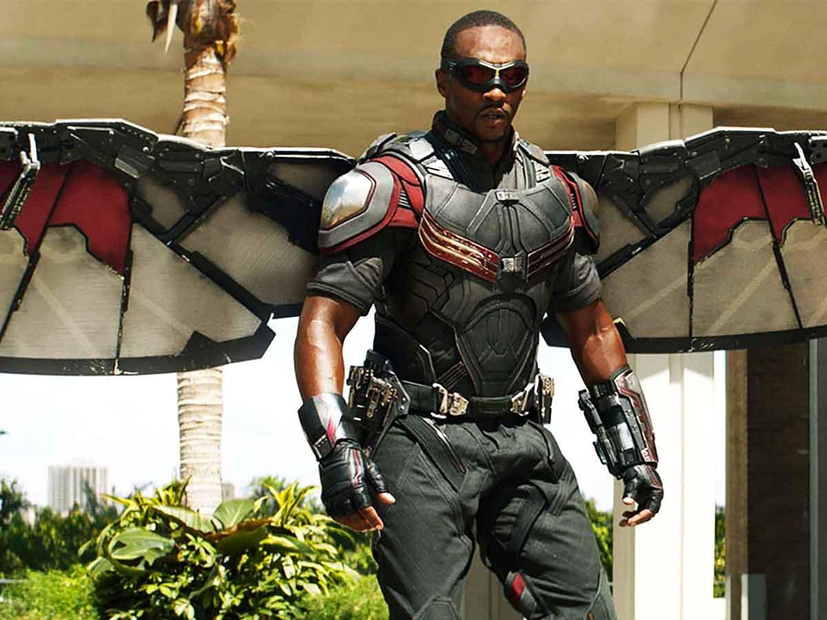 anthony mackie marvel ucm falcon racismo