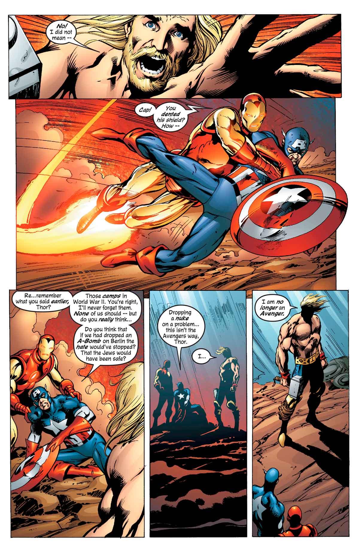 Avengers vol 3 Nº 63