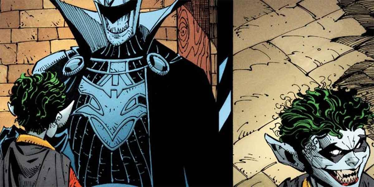 DC Comics presenta la peor pesadilla de Batman: Robin King