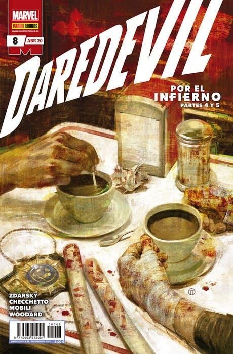 Daredevil Nº 8