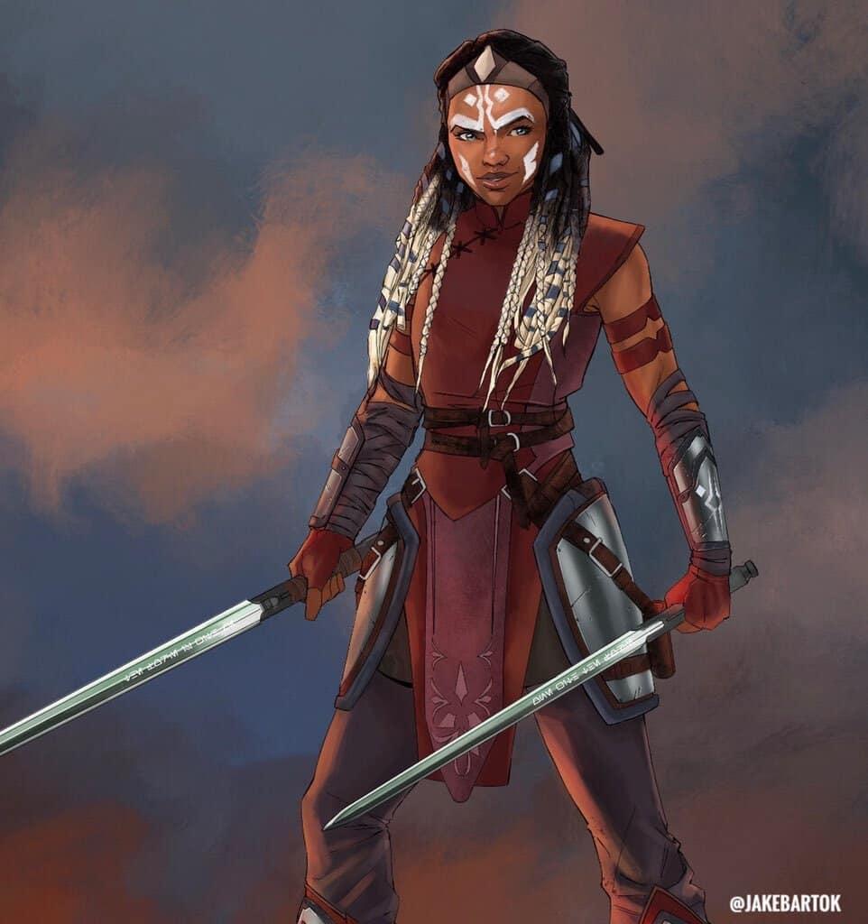 Ashoka Tano The Clone Wars