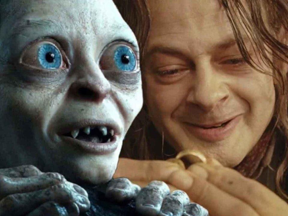 El Señor de los Anillos ¿Por qué Smeagol se llama Gollum?