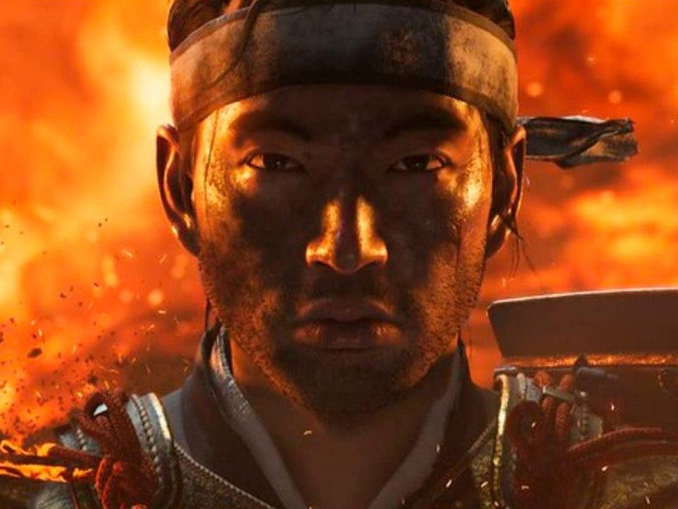 Ghost of Tsushima Playstation 4