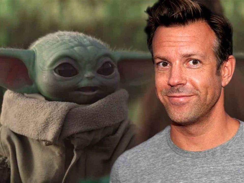 Así reaccionó Jason Sudeikis a la polémica por golpear a Baby Yoda