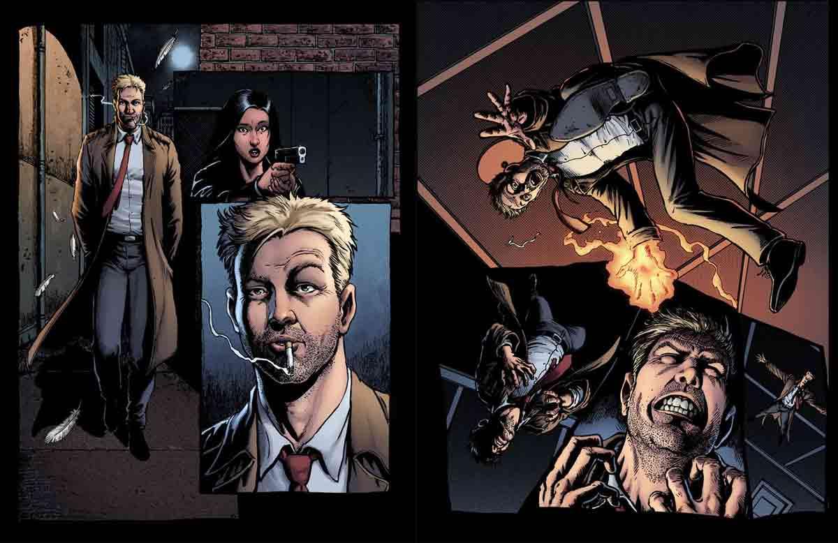 John Constantine regresa a DC Comics a lo grande