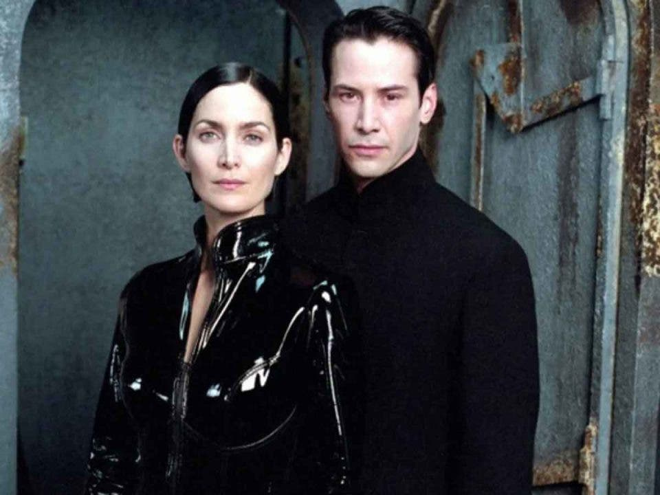 Keanu Reeves y Carrie Anne-Moss revelan por qué regresan a Matrix 4