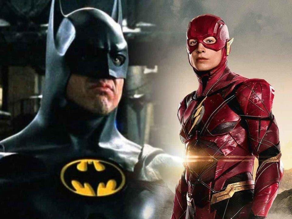 La película The Flash contará con el retorno de Michael Keaton como Batman