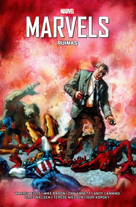 Colección Marvels. Ruinas
