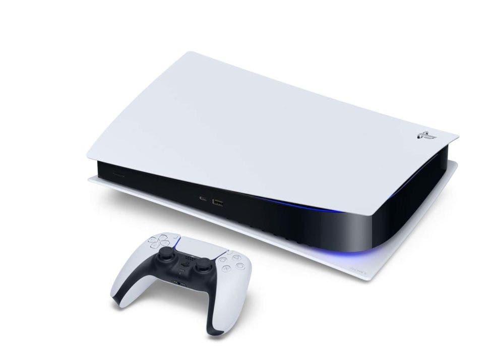 revela el impresionante diseño de PlayStation 5