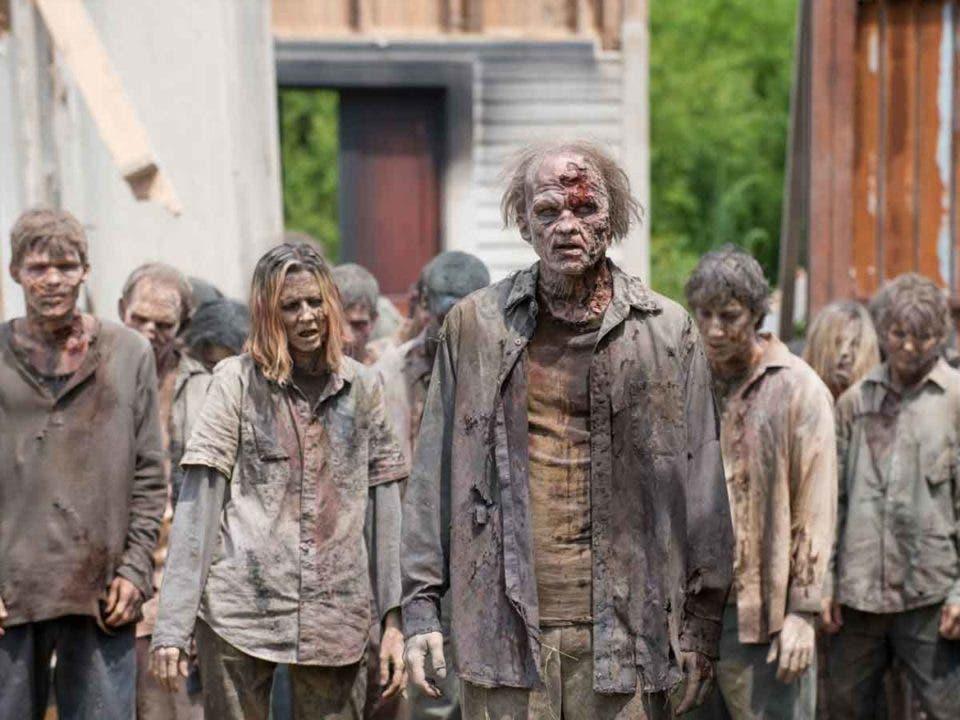 """¿Por qué The Walking Dead no usa la palabra """"zombie""""?"""