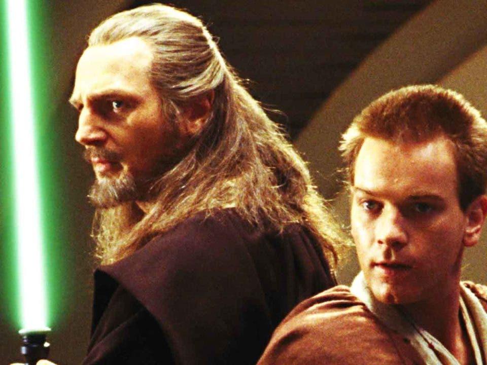 Star Wars sugiere que Qui-Gon Jinn era el único que podía detener a los Sith