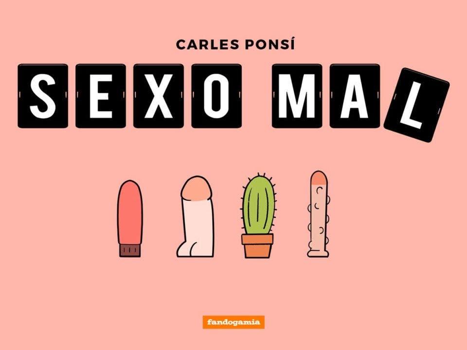 La prensa especializada en Cómic, contra la homofobia. Sexo Mal Carles Ponsí - Fandogamia